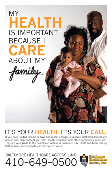 Baltimore Health Care Access
