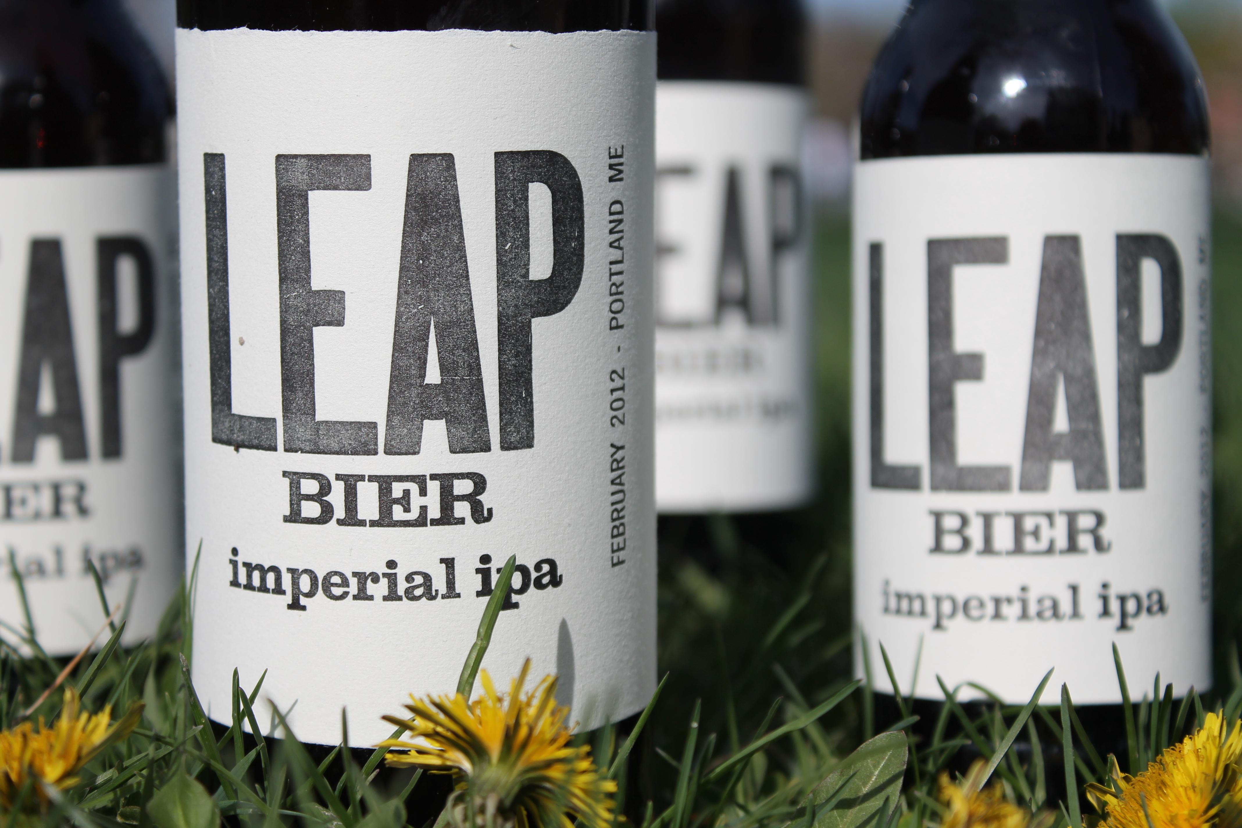 Leap Bier