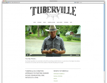 Tuberville the Series Website