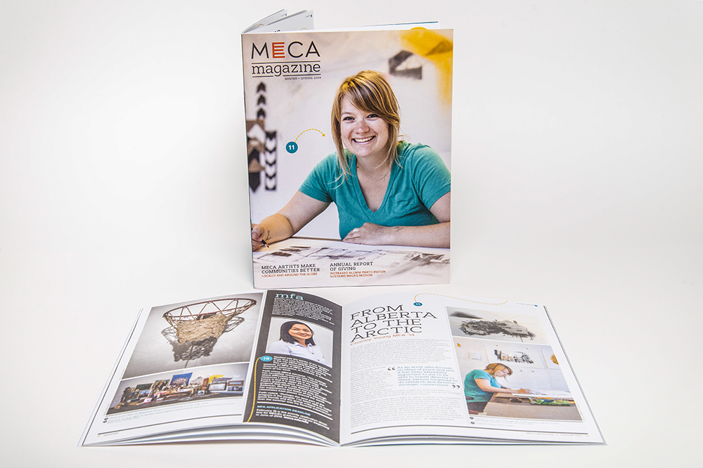 MECA Magazine, Issue 3, Summer 2014
