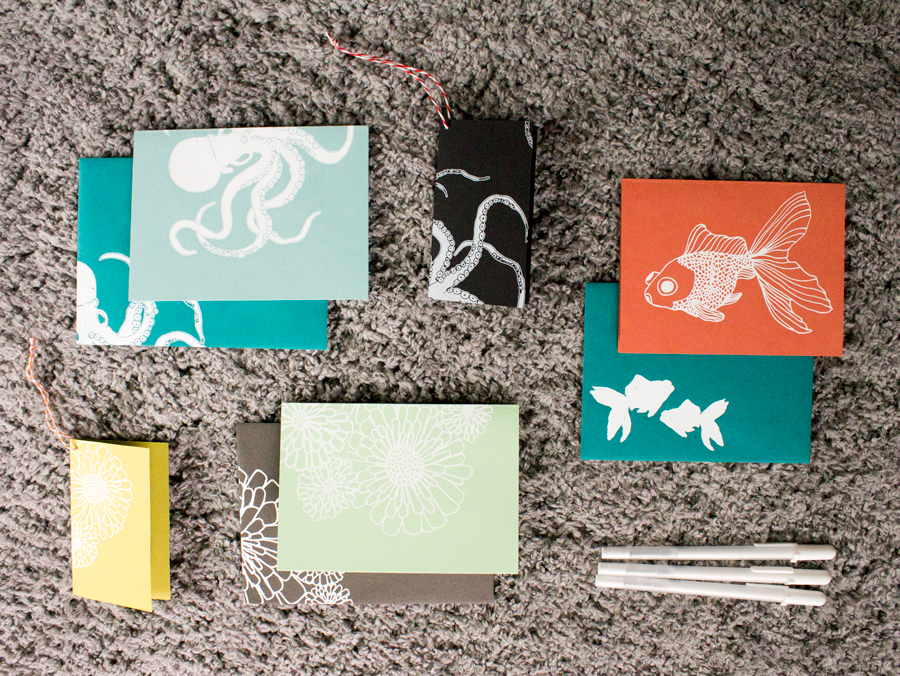 Longstocking Design Paper Goods