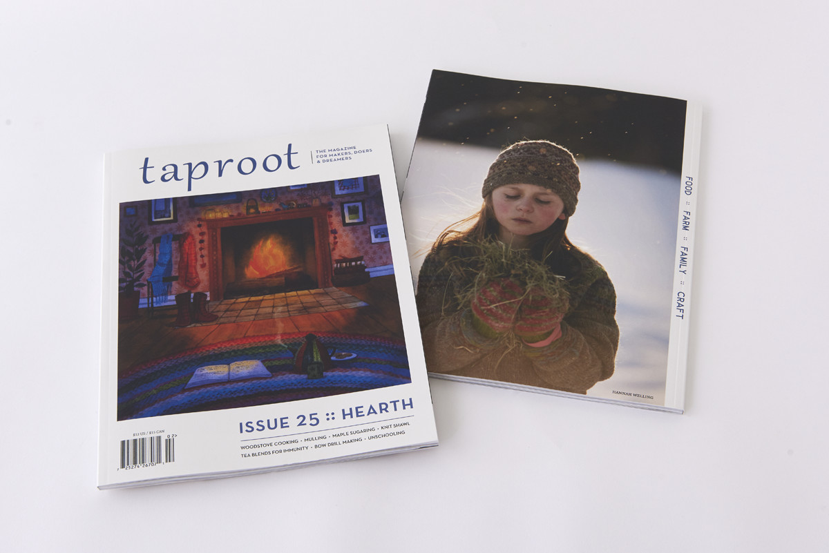 Taproot: HEARTH